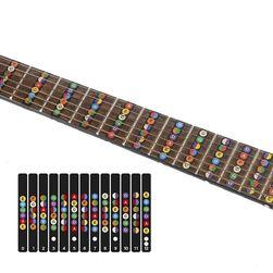 Guitar sticker SG1
