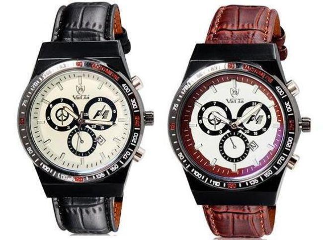 Pánské hodinky Valia - 2 barevné provedení 1
