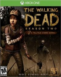 Hra (Xbox One) The Walking Dead Season Two