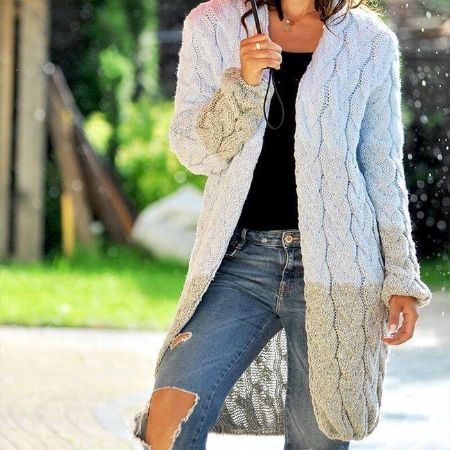 Damski sweter De40 1