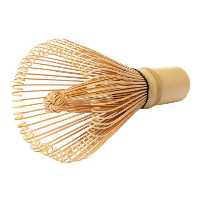 Metlica za mešanje od bambusa 1