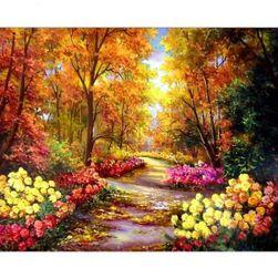 Malowanie wg cyfr Autumn