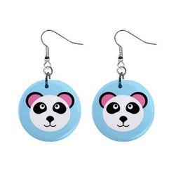 Fülbevaló - Panda