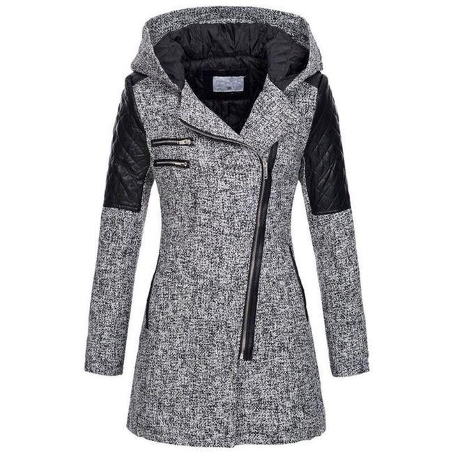Dámský kabát Denisa 1