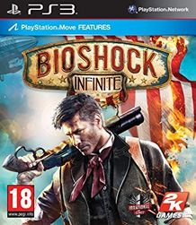 Игра (PS3) Bioshock Infinite