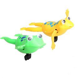 Плуваща жаба за вана