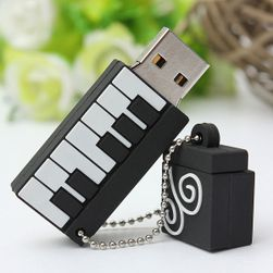 8GB Flashdisk - piano