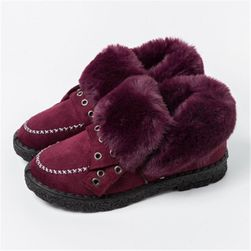 Damskie buty zimowe Caileen