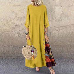 Ženska maksi haljina Cunie