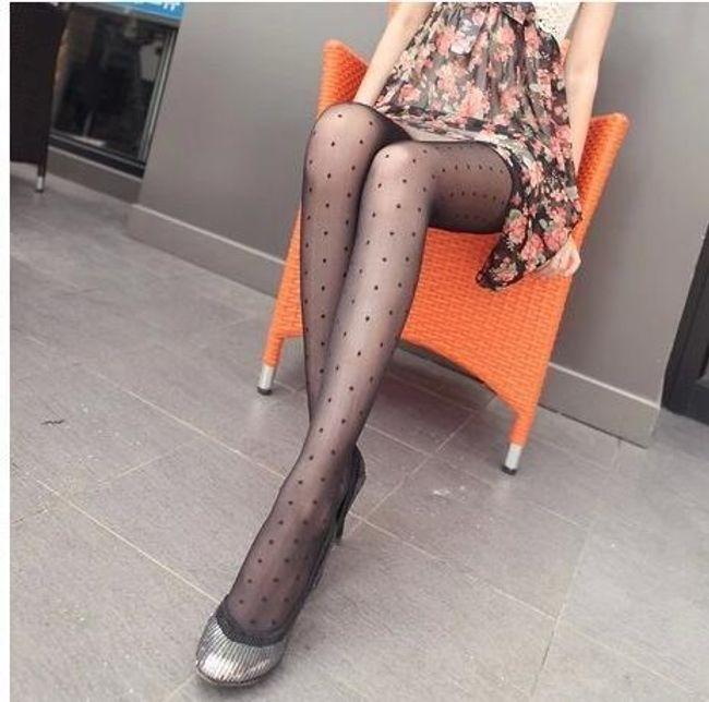 Ženske najlon čarape Melania 1