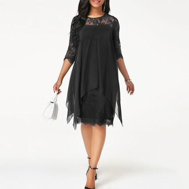 Ženska obleka Alicia 1