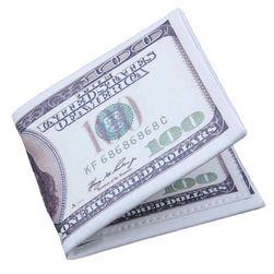 Pánská peněženka ve tvaru amerického dolaru