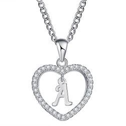 Ожерелье с буквами алфавита - 26 вариантов