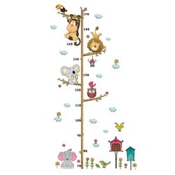 Sticker metru de de perete pentru copii WP78
