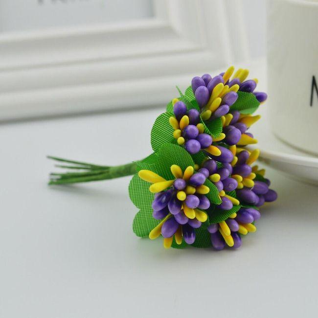 Umělá květina MM15 1