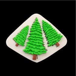 Silikonski kalup - drveće