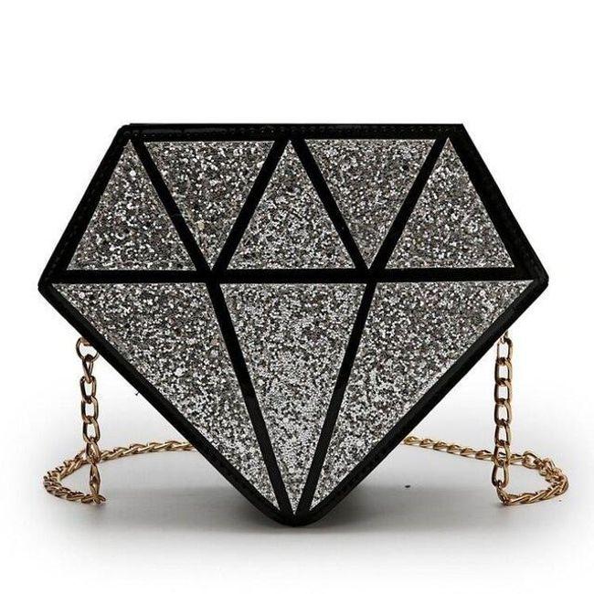 Levél kézitáska Diamond 1