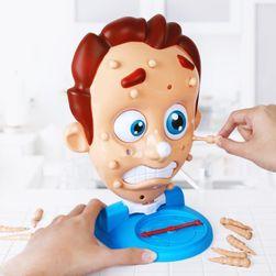 Zabavna društvena igra Popping Pimples