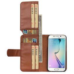 Multifunkční ochranné pouzdro pro Samsung Galaxy S6 včetně peněženky