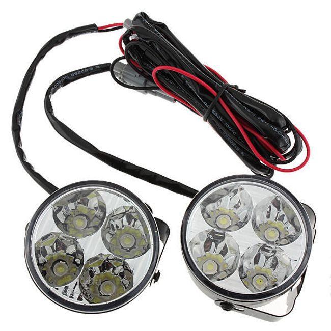 LED светлини - 4 LED диоди 1