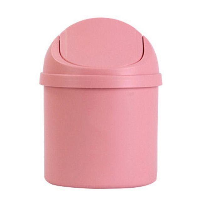 Odpadkový koš v drobném provedení - 4 barvy 1