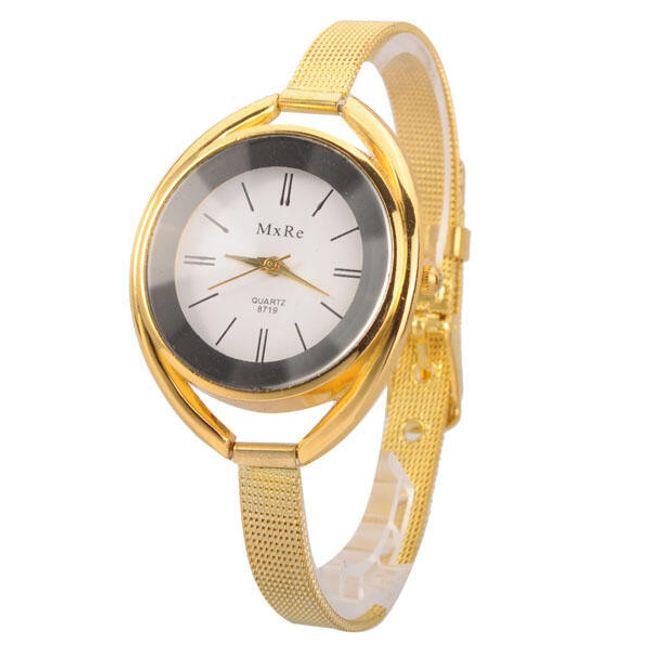 Dámské náramkové hodinky s úzkým páskem 1