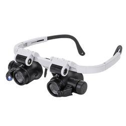 Увеличительные очки с LED подсветкой Kawan