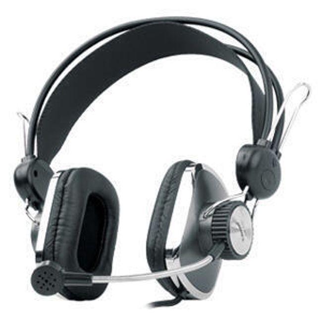 Sluchátka s mikrofonem Kanen KM630 1