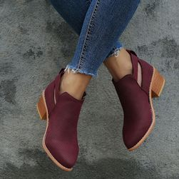 Дамски обувки с токче Viviana