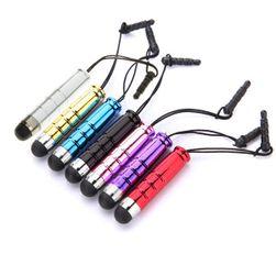 Olovka na dodir (stylus) sa plastičnom džeksnom - 6 boja