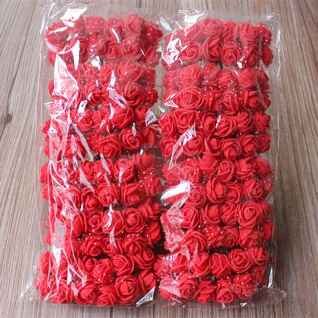 Ruže od pene - 144 komada 1
