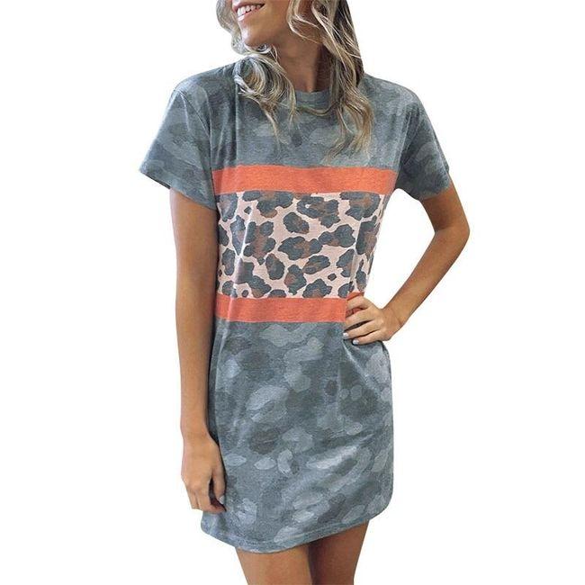 Dámské šaty TF6807 1