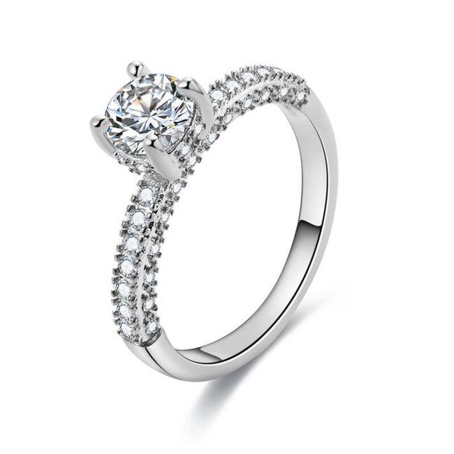 Dámský prstýnek Olivia 1
