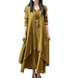 Dlouhé dámské šaty Joyann