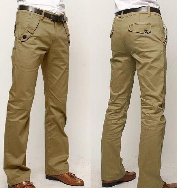 Pánské kalhoty - 3 barvy 1