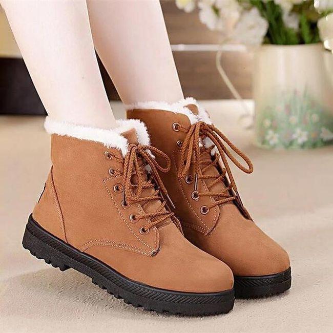 Damskie buty zimowe Afisa 1