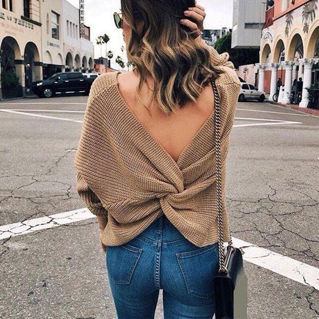Ženski džemper Alysha 1