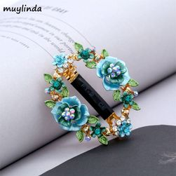 Ornament floral pentru păr KVAK