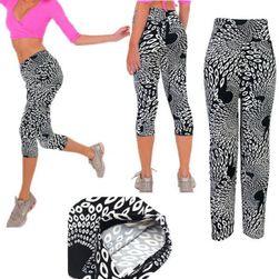 Kalhoty ideální na cvičení jógy