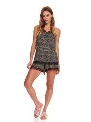 Dámske pyžamá čierna 36 RG_SPY0027CA36
