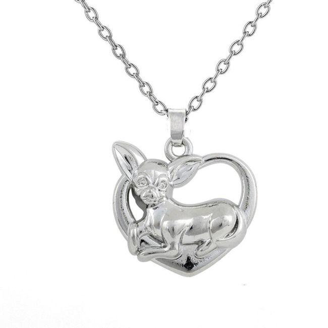 Dámský náhrdelník B014 1