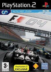Hra (PS2) Formula One 04