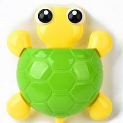Uchwyt na szczoteczkę do zębów dla dzieci - żółw
