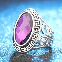 Ženski prsten - 2 boje