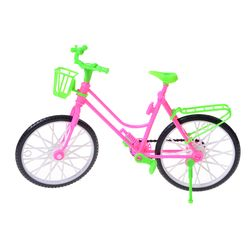 Růžovozelené kolo pro panenky