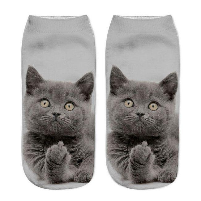 Čarape sa macama - 27 varijanti 1