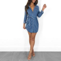Ženska mini haljina TF6886