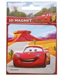 Mágnesek 3D Disney Autók / Autók 9x13 cm RZ_320048