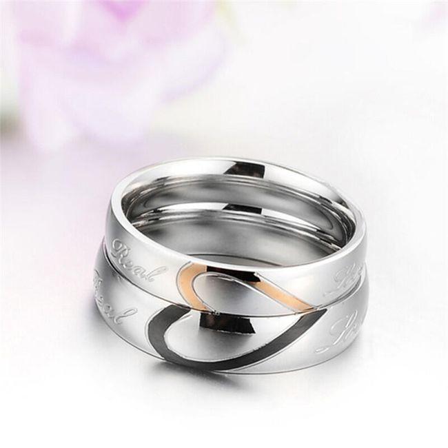 Aşıklar yüzüğü 1