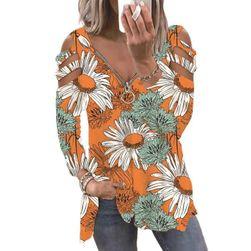Ženska majica dugih rukava BR_CZFZ00516
